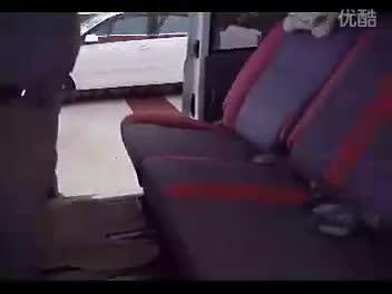 中国二手车奇瑞面包车视频展示
