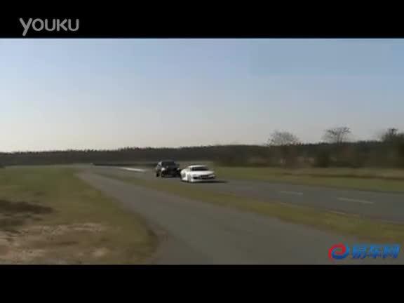 另类碰撞 AC宝马X6 M强力挑战M3