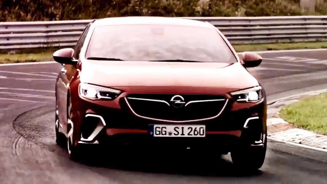 全新欧宝英速亚GSi 最大功率为264马力
