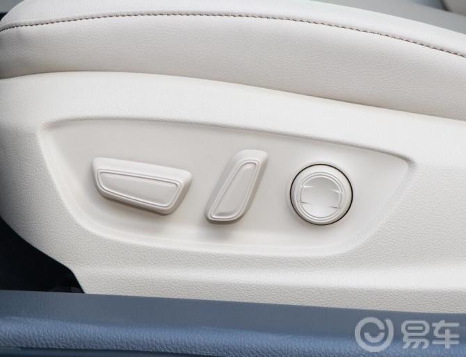 副驾驶的座椅它都有哪些调节方式?