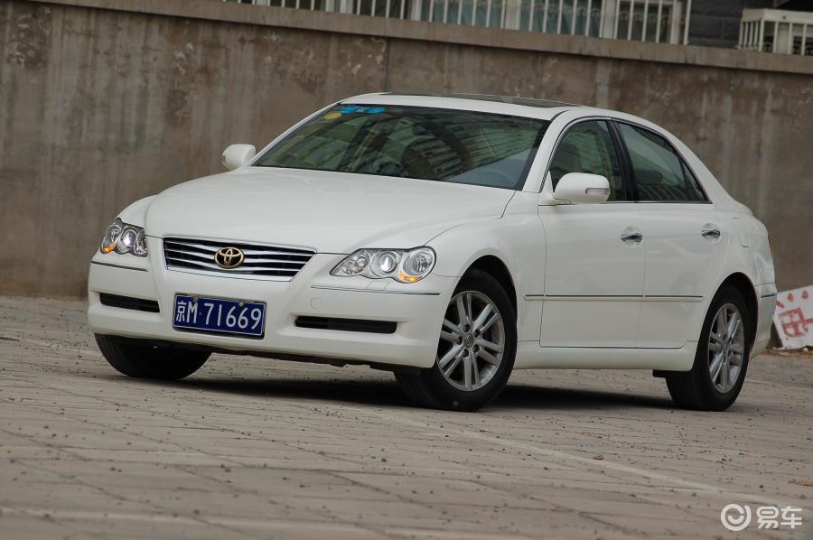 2010凯美瑞_【锐志2008款2.5S特别纪念版侧前45度车头向左水平汽车图片-汽车 ...