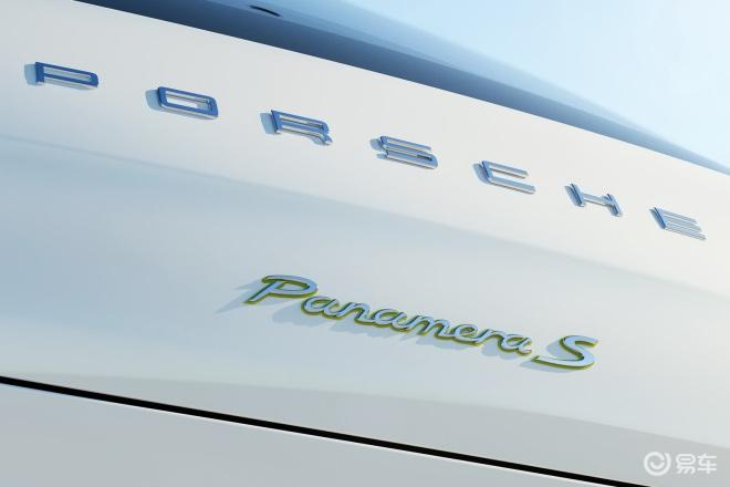 2014款保时捷Panamera