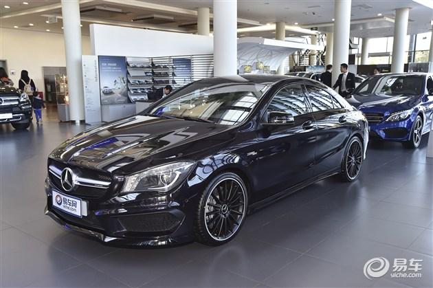 新款AMG CLA 45于6月上市