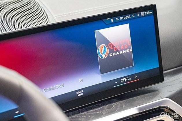 宝马i4实车曝光 海外售价约35.34万元起-第9张图片-汽车笔记网
