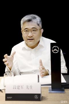 奔驰S级轿车中国上市盛典