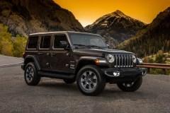 Jeep全新牧马人官图